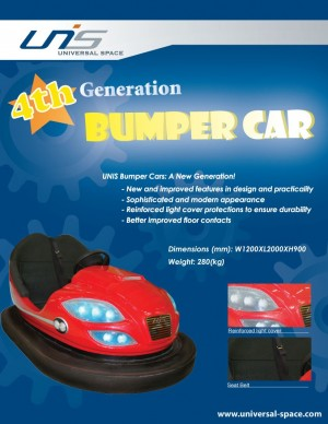 4th Generation Bumper Car Flyer