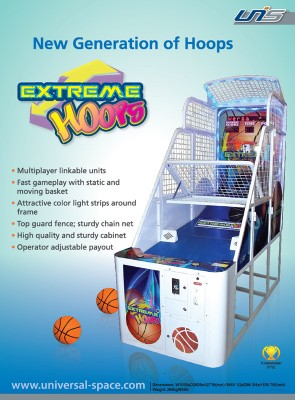 Extreme Hoops Flyer