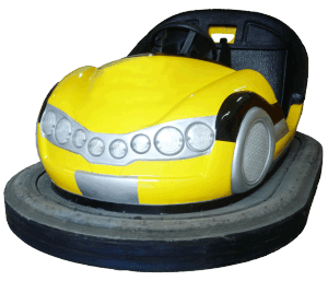 Bumper Car Super - Indoor-Outdoor Rides