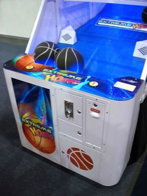 Extreme Hoops - Redemption Games