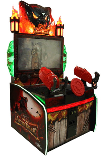 After Dark STD - Arcade Games