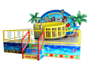 Jungle Hop - Indoor-Outdoor Rides
