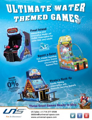 water themed games