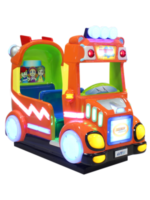 Rocket School Bus without Monitor