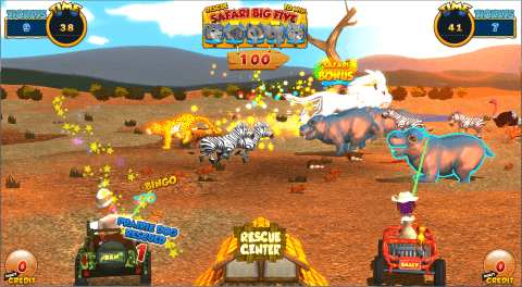 Photo Safari Slot - Play Free - Play'n GO Slot Machine Game