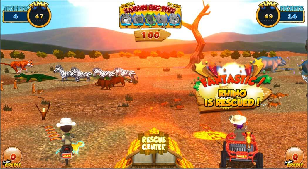 safari ranger screenshot