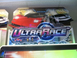 Ultra Race marquee