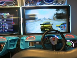 Ultra Race 2 screens